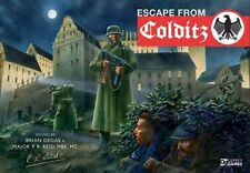 Escape from Colditz, Boardgame, New by Osprey Games, English Edition