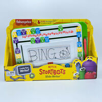 Fisher Price Netflix StoryBots Slide Writer Drawing Tablet New 2020 Kid Toy Gift
