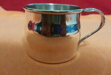 Silver Artistry by Community Silverplate Baby/Child Cup
