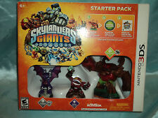 Skylanders Giants 3DS Starter Pack w/exclusive Punch Pop Fizz *New/Sealed*
