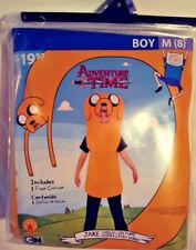 ADVENTURE TIME JAKE CHILD COSTUME HALLOWEEN BY RUBIES CN BOY BOY M (8) FREE SHIP