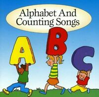 Alphabet Counting Songs CD (2007)