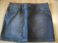 ESPRIT Denim cooler Jeansrock grau Gr. 32 inch  WM116