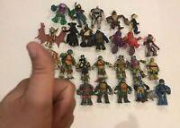 LOT of Playmates Toys Teenage Mutant Ninja Turtles Action Figures / TMNT/