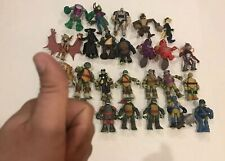LOT of Playmates Toys Teenage Mutant Ninja Turtles Action Figures / TMNT/