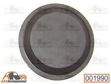 BOUCHON / OBTURATEUR (RUBBER) pour trou de fond de coffre de Citroen 2CV  -1990-
