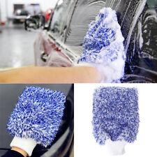 Premium Car Care Glove Plush Soft High Density Microfiber Wash Mitt Cleaning