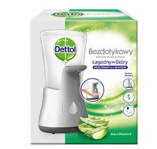 Dettol/ Sagrotan No-Touch Seifenspender ink Nachfüller Aloe Vera 250 ml
