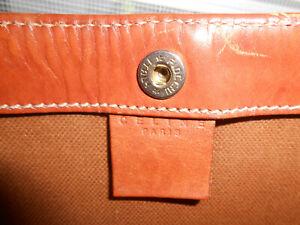 sac à main CELINE cuir monogrammé
