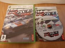 Race Pro (Microsoft Xbox 360, 2009) komplett mit Handbuch