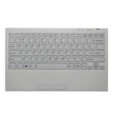 VGP-WKB16 US Bluetooth Wireless Keyboard for SONY VAIO SVT112 TAP11 Pad White
