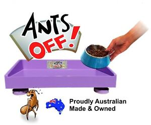 ANT PROOF FEEDER FOR CATS AND UP TO MEDIUM SIZE DOGS.