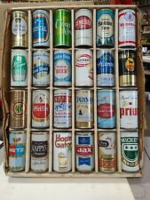 24 tougher tab tops beer can collection Du Bois Budweiser Cloud Nine Hop n Gator