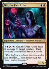 1x NIN, THE PAIN ARTIST - Rare - Commander - MTG - NM - Magic the Gathering