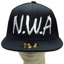 N.W.A Vintage Snapback NWA Cap Hat BLACK ***Niggaz Wit Attitudes***