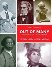 Out of Many, Volume 1 1 by Susan H. Armitage, Mari Jo H. Buhle, Daniel H....