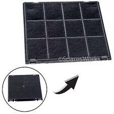HOTPOINT-ARISTON Genuine Cooker Hood Carbon Filter Vent 27cm x 24cm C00308181