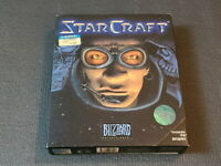 StarCraft Collector Special Edition Blizzard PC Game Korean Version Big Box Rare