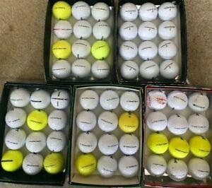 5 Dozen SRIXON Golf Balls (Various Models); Z Star, Q Star, Soft Feel, etc