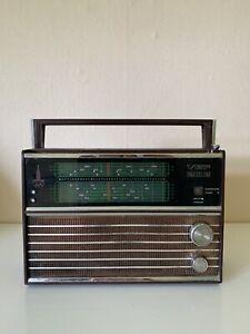 VEF 202 Vintage Tragbares Radio - ehem. UdSSR