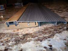 "Columbia Exterior Door Threshold Inswing 7 3/4"" W 36"" Mill/Silver, Composite ADA"