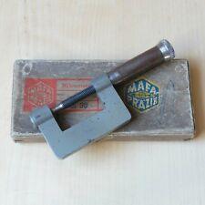 Antiker Mikrometer MAFA PRÄZIS Nr. 1201 / 30mm / Bügelmessschraube mit OVP