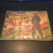"""Original 1960's """"Album De La Revolucion Cubana"""" with 268 cards. Fidel Castro Che"""