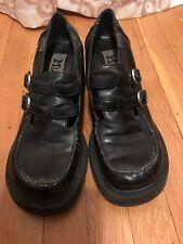 Vintage 90s Mudd Chunky Platform Shoe Size 8