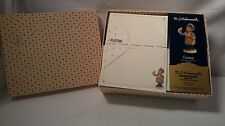 "M. I. Hummel.West Germany ""Postman"" with Stationary gift box set"