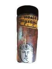 1998 Starbucks Travel Mug Vintage Greek Art