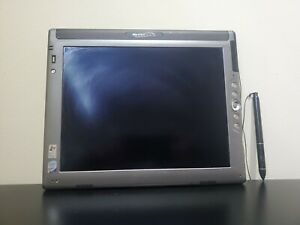 Motion Computing LE1700 Tablet PC Core 2 Duo Untested