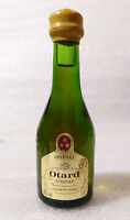 Old Vintage Mini Bottle ✱ OTARD SPECIAL ✱ Petit Bouteille Cognac France
