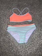 Ivivva swimsuit bikini size 7 Reversible Lululemon For Kids. No Longer Made.