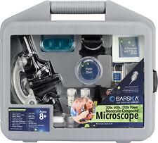 Barska Kids Beginner Microscope Kit with Carrying Case AY12938
