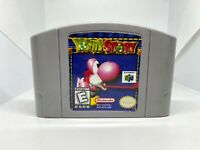 Yoshi's Story N64 (Nintendo 64, 1998) Authentic, Cleaned & Working!