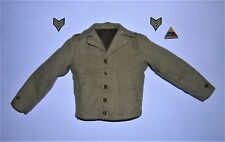 DID Dragon In Dreams 1/6th Scale WW2 U.S. Army Jacket & Insignia - Bryan
