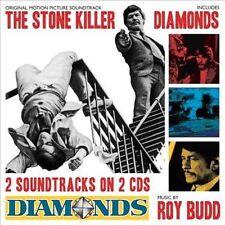 ROY BUDD - STONE KILLER/DIAMONDS USED - VERY GOOD CD