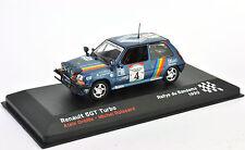 RENAULT 5GT Turbo Rallye du Bandama 1990 1:43 IXO ALTAYA (AACRF041)