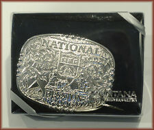 Hesston Nationals Finals Rodeo 2006 Montana Silver NEW!