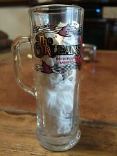 """SHOOTER SHOT GLASS THE ORLEANS HOTEL AND CASINO BEER STEIN HANDLE 5"""" TALL"""