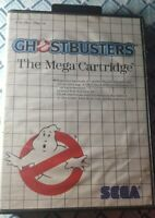Sega Master System Mega Cartridge Ghostbusters 1987 (No Manual)