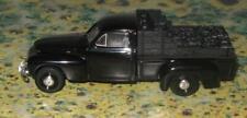 wonderful modelcar VOLVO PV444 PICK UP with coals - 1956 - black - 1/43 - lim.
