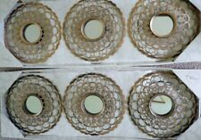 Set of Six Decorative Wall Mirrors - The Port.co Gallery