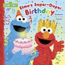Pictureback: Elmo's Super-Duper Birthday (Sesame Street) by Naomi Kleinberg...