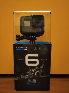 GoPro HERO6 Black Videocamera Digitale - Nera