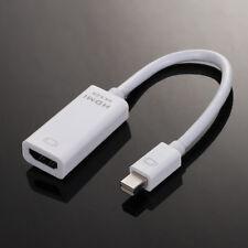 Mini DP DisplayPort Thunderbolt - HDMI Adapter Cable 4K*2K HD F Mackbook Pro Air