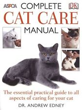 Complete Cat Care Manual by Bruce Fogle, Andrew Edney