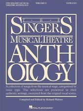 The Singer's Musical Theatre Anthology Volume 3 Soprano Book Only Voca 000740122
