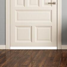 Under Doors Sweep Door Draft Stripping Bottom Seal Sound Air Proof Pest Stopper