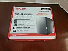 Buffalo LinkStation 2 TB Ultra Fast Personal Cloud Storage & Backup 1TBx2